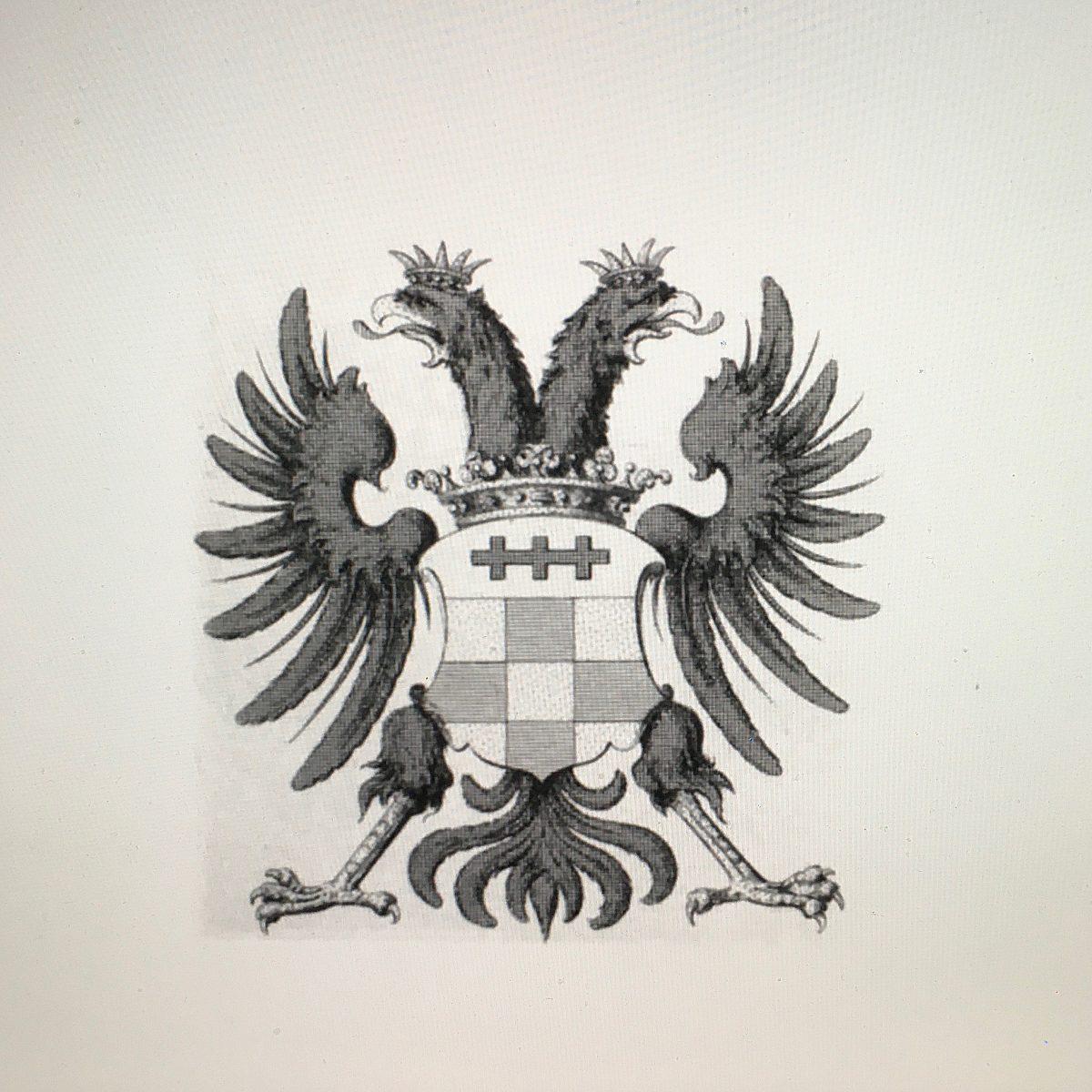 Das Wappen der Markgrafen Pallavicini