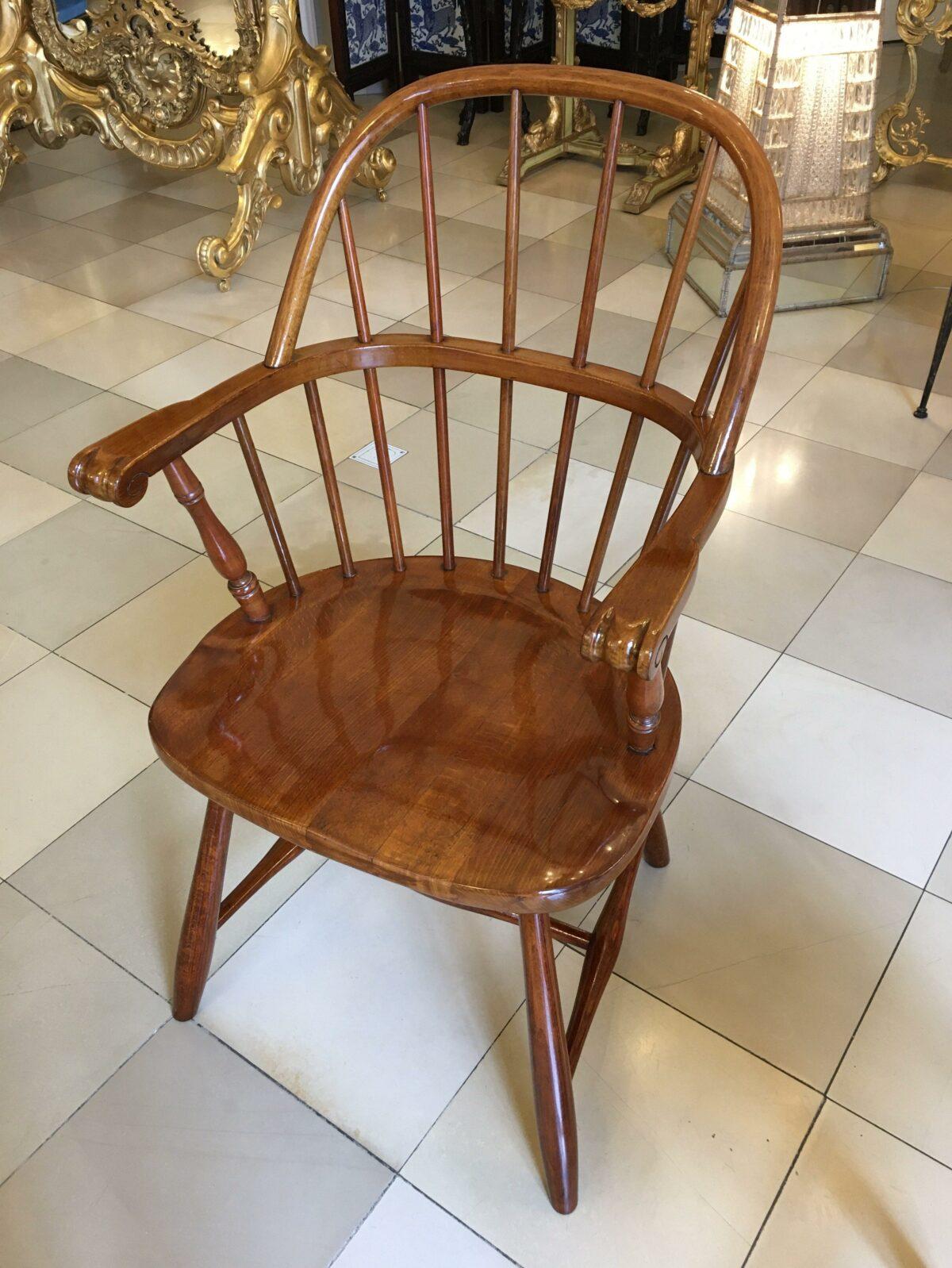 HM Thonet Stühle Detail