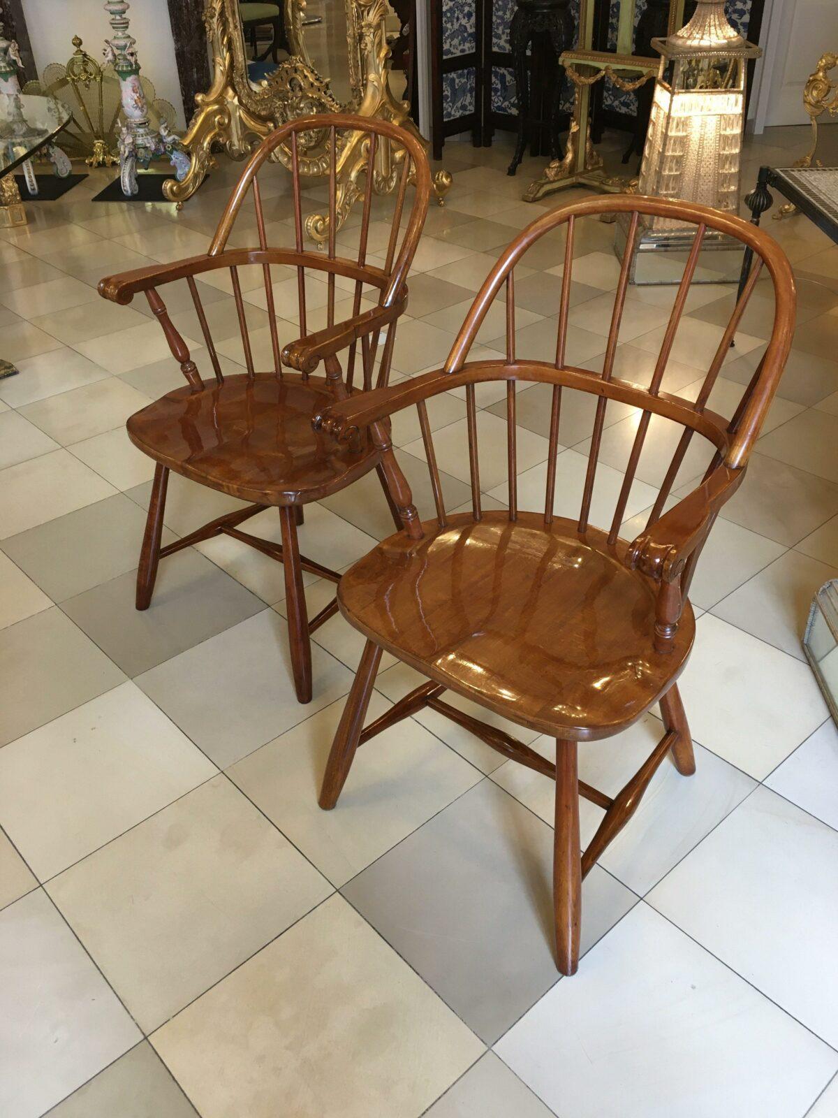 HM Thonet Stühle