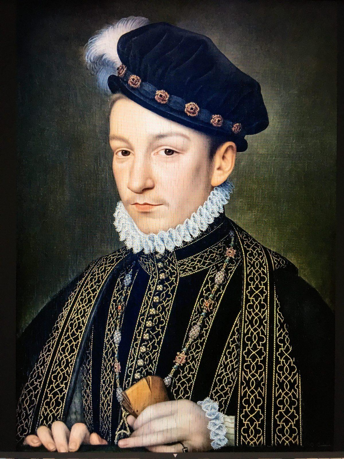 Karl IX Mannvon Elisabeth
