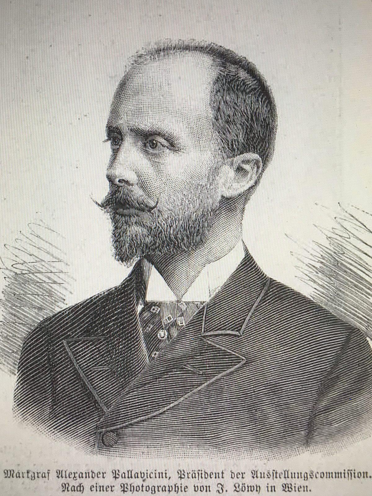 Markgraf Alexander Pallavicini