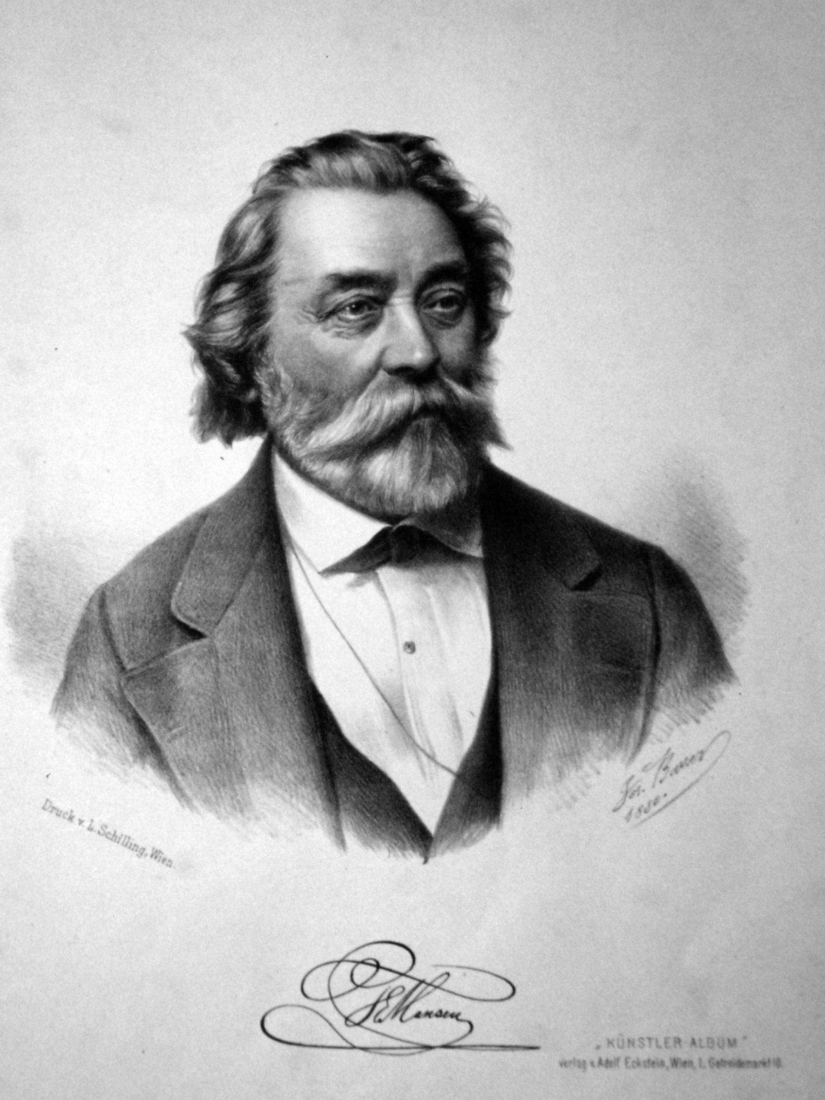 Theophil Hansen Litho