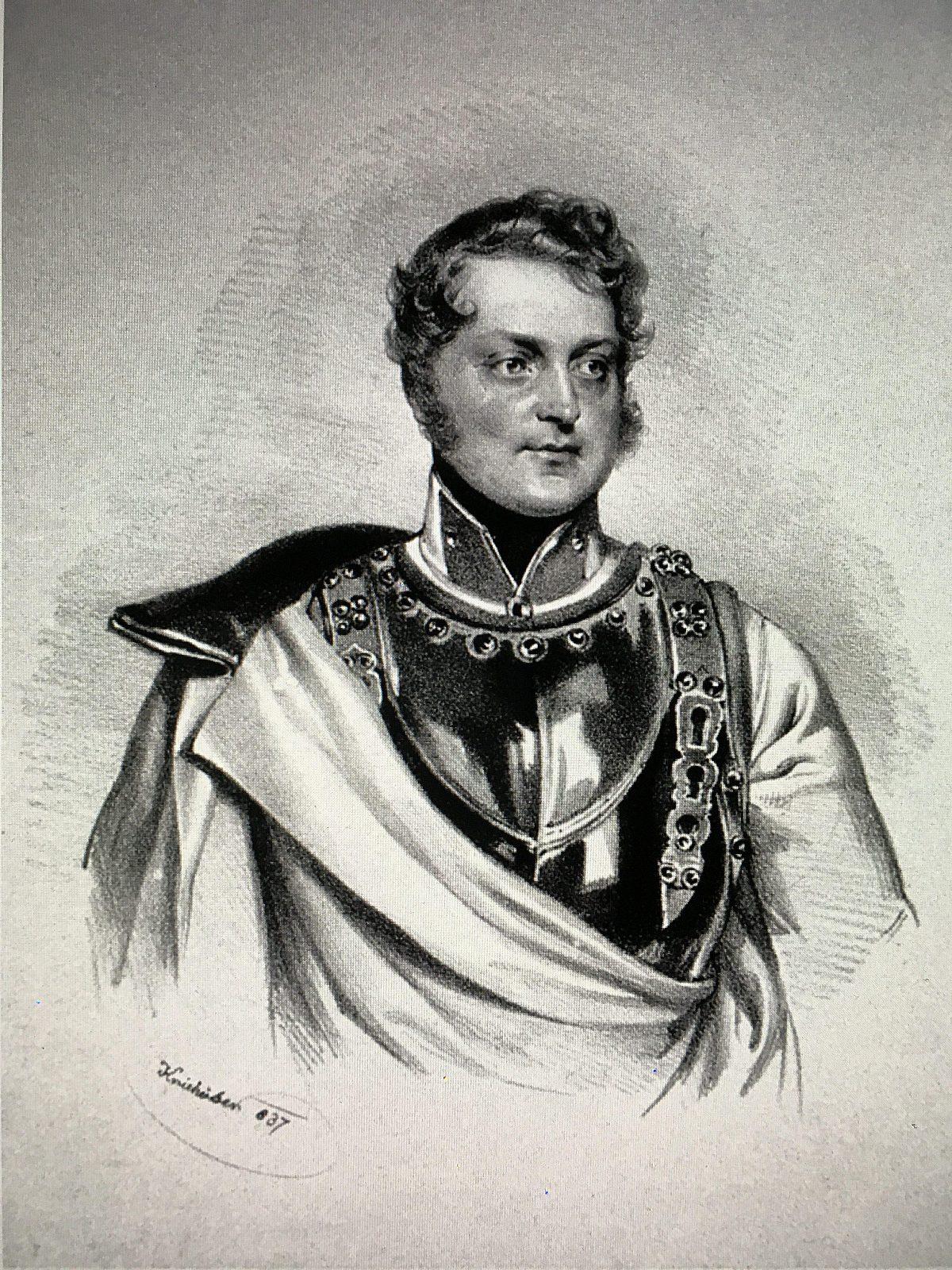 HM Alfons Sen Kriehuber