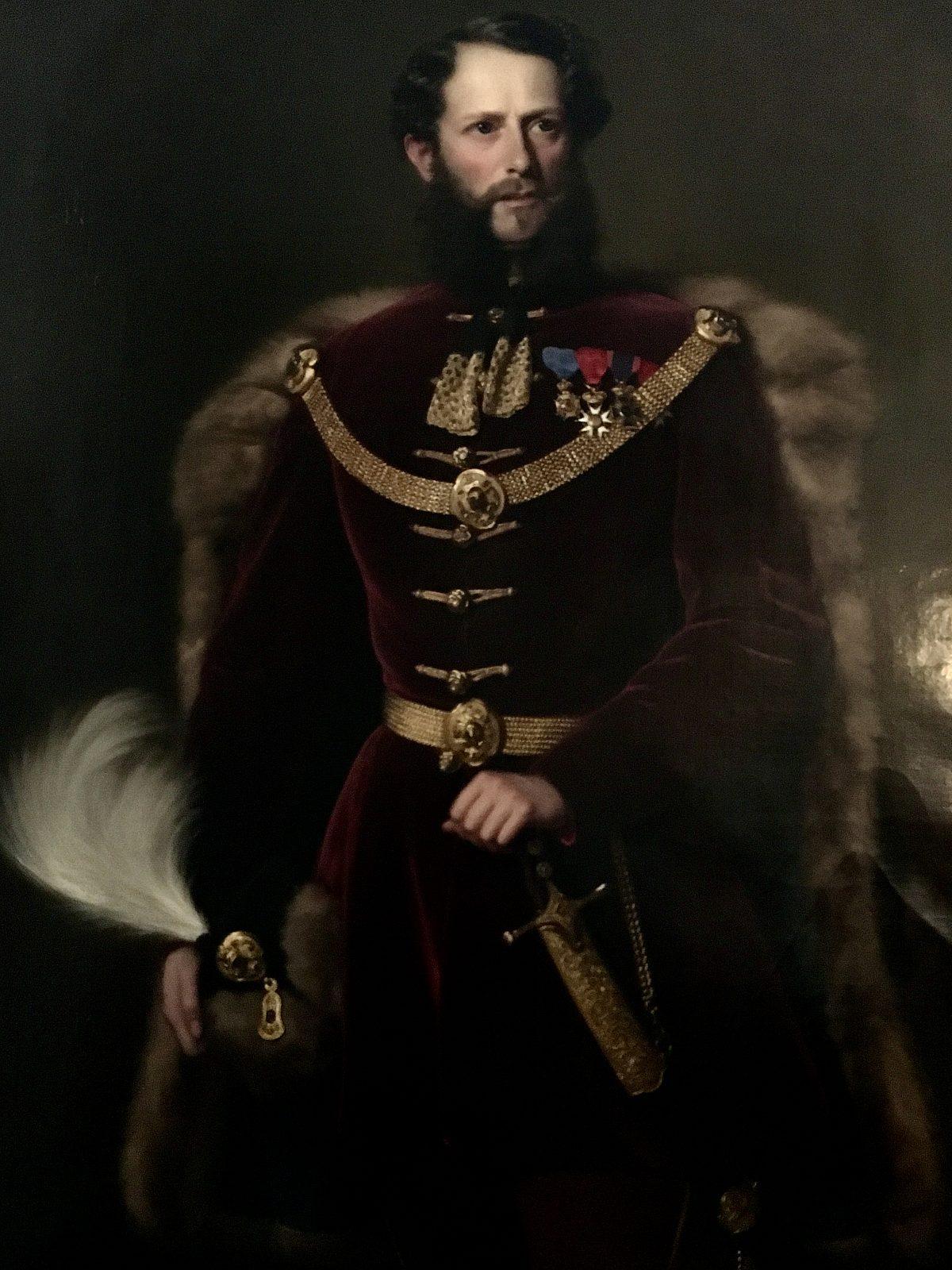HM Markgraf Pallavicinihöfische Kleidung