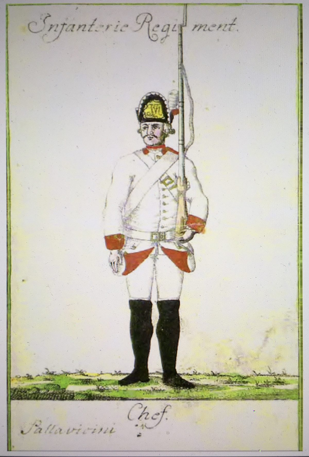 Infanterie Uniform