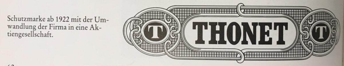 HM Thonet Stühle Detail2